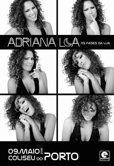 Adriana Lua - As Fases Da Lua