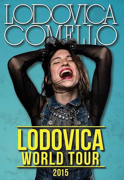 Lodovica Comello I Lodovica World Tour 2015