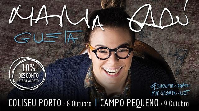 MARIA GADÚ | GUELÃ
