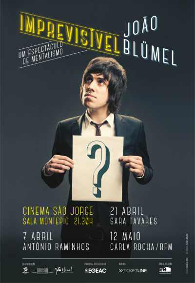 João Blumel - Imprevisível