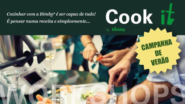 COOK IT BY BIMBY
