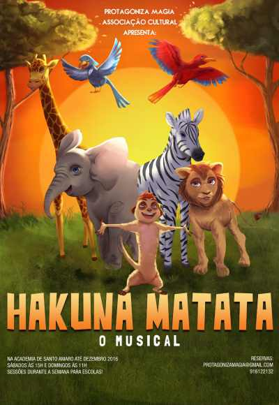 Hakuna Matata O Musical