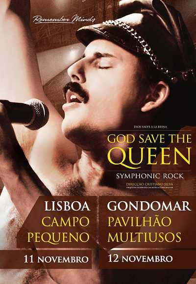 God Save The Queen / Dsr Symphonic Rock