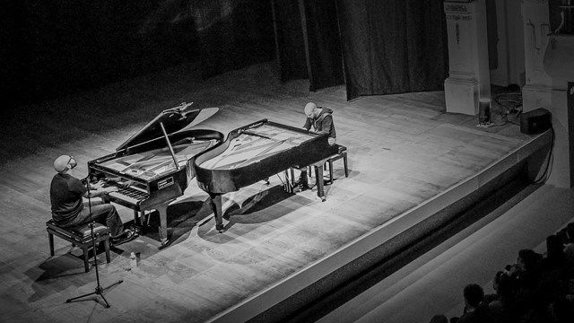 AZORES AIRLINES PRESENTS GENESIS PIANO PROJECT