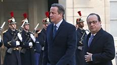 Cameron diz que Reino Unido também vai combater o Estado Islâmico na Síria