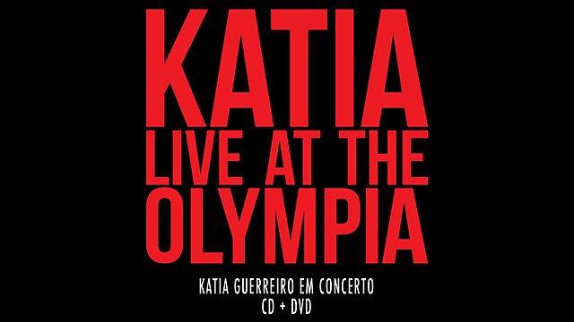 KATIA LIVE AT THE OLYMPIA CD/DVD