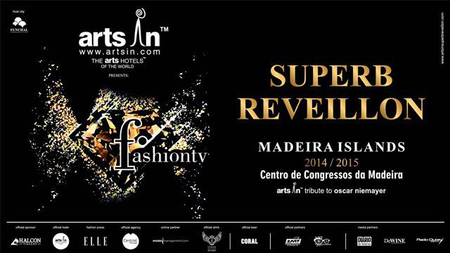 ARTS IN SUPERB REVEILLON - BY FASHION TV