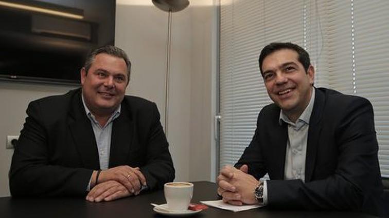 Já há solução de Governo na Grécia