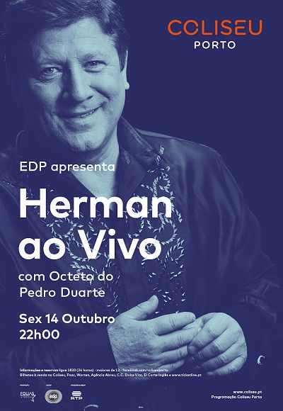 Herman Ao Vivo Com O Octeto Do Pedro Duarte
