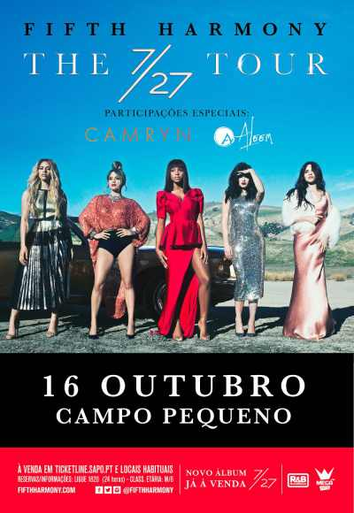 Fifth Harmony - The 7/27 Tour