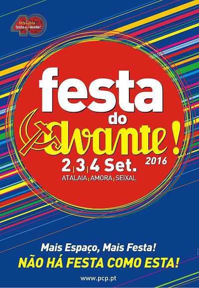 Festa Do Avante 2016