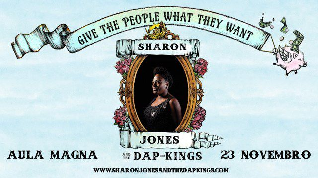 SHARON JONES & THE DAPS KINGS