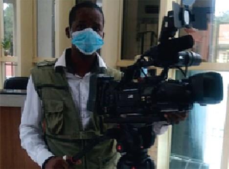 Artur Gil, repórter de imagem
