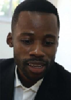 Genésio Mauango, que prevê nome bíblico para o seu filho