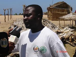 Anaíde Santos, da ONG Visão Mundial
