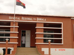 Os progressos são particularmente notáveis no sector da saúde
