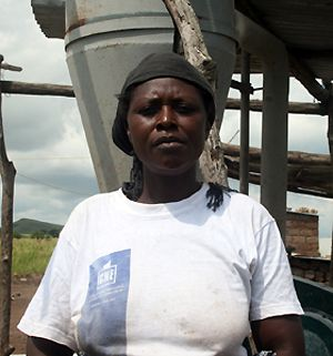 Isabel Ana investe na agricultura