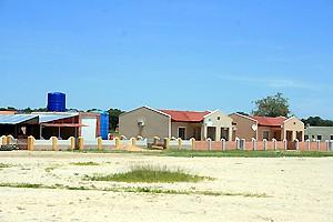 Novo conjunto residencial para beneficiar os quadros da municipalidade