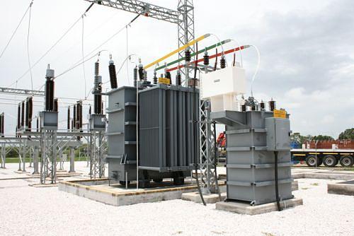 A subestação de Ondjiva veio melhorar o fornecimento de energia de média tensão à capital do Cunene