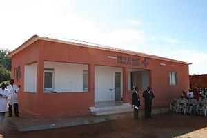 Serviços de saúde foram contemplados com a construção de mais unidades hospitalares