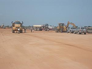 Tudo leva a crer que finalmente estão criadas as condições para o reinício das obras de construção da auto-estrada