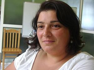 Engenheira Ambiental Marta Galvão