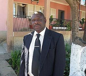 Administrador municipal  João Hilifilwa