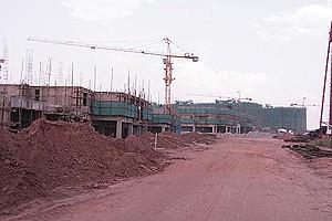 Pessoas singulares e empresas lutam para obter um lote de terreno em Samacaca para o desenvolvimento de projectos imobiliários