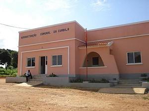 O Programa de Investimento Municipal tem permitido a recuperação das infra-estruturas da comuna