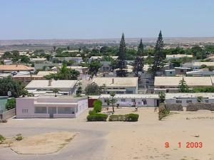 """O projecto """"minha planta minha xará"""" é um desafio apresentado às comunidades pelo Governo Provincial do Namibe"""