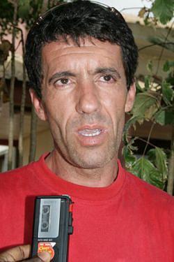 Director técnico da cerâmica, José Correia