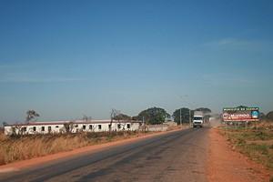 Actualmente a vila é o segundo maior aglomerado populacional da Lunda-Sul