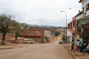 Alguns bairros da cidade de Ndalatando estão a ser submetidos a um processo de requalificação estrutural