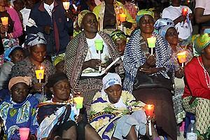 Fiéis de toda a parte do país vão pedir a bênção ao Santuário da Nossa Senhora da Muxima