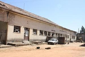 A Escola de Artes e Ofícios e outras instalações conexas da Casa dos Rapazes precisam de apoio urgente para a sua reabilitação