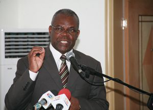 Governador de Cabinda, Mawete Baptista