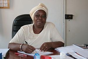 Administradora comunal do Lombe, Catarina Diogo José pede mais investimento
