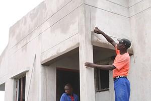 Existe um programa de construção de bairros estruturalmente organizados