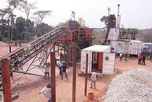 Apesar de estar a recuperar da crise o sector mineiro deixa de ter o