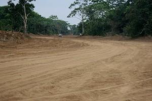 A reabilitação da estrada Quissamano/Catabuanga/Condelito vai estimular a prática da agricultura na região do Buco Zau