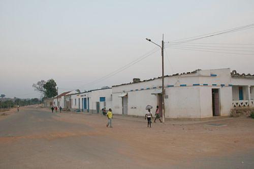 As dificuldades de acesso limitam as possibilidades de desenvolvimento económico e social do município