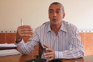 Administrador em exercício, José Marcelino