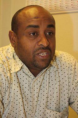 Director provincial da ENANA, Januário Pena