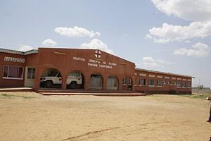 O hospital  Mwene Chiengo é o principal do município de Mavinga