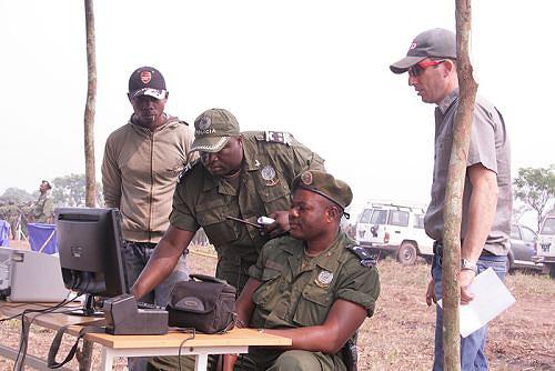 O pessoal técnico angolano está a ser assessorado por especialistas israelitas