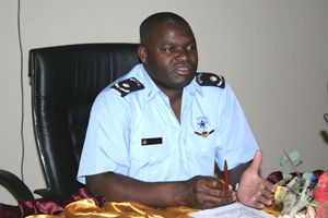 Comandante provincial da Polícia