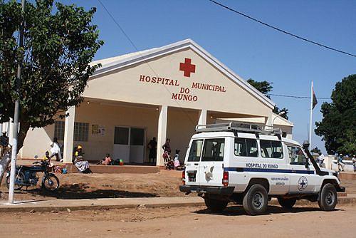 O município dispõe de um hospital de referência com um corpo clínico composto apenas por enfermeiros