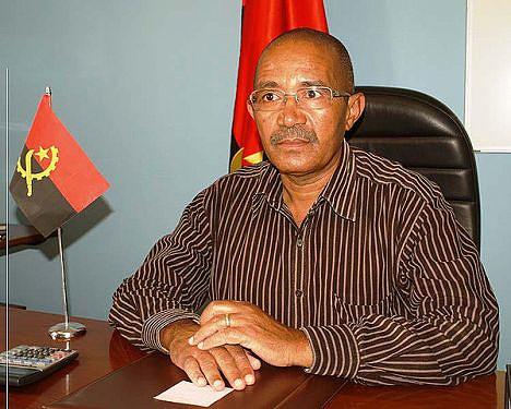Director provincial das Águas Abel Costa