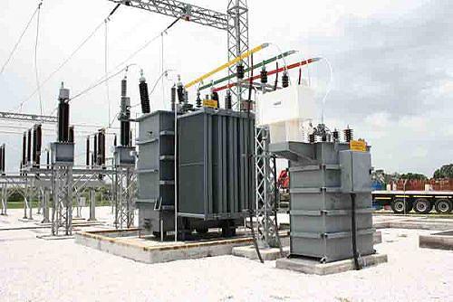 Energia no Cunene está a ser reforçada com a instalação de novos transformadores