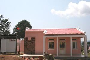 A administração foi já reabilitada para melhorar a prestação de serviços à população
